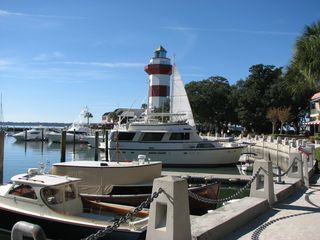 Sea Pines villa photo - Harbour Town & Lighthouse