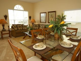 Glenbrook Resort villa photo - Formal lounge/dining has desktop PC with wireless broadband