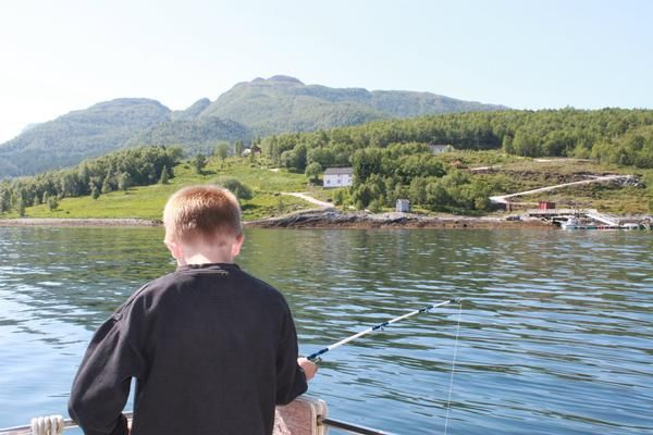 Holiday house Ågskardet for 1 - 5 persons with 4 bedrooms - Holiday house
