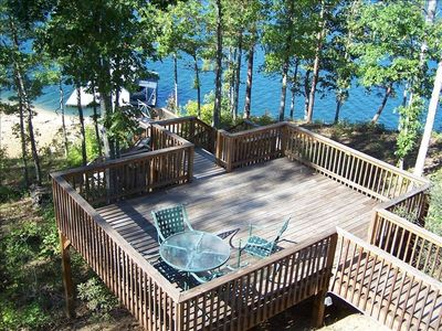 Another Lakeside Deck