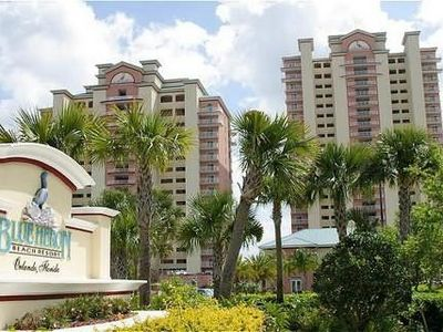Lake Buena Vista condo rental - Blue Heron Beach Resort Orlando Florida