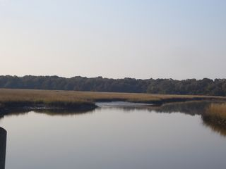 Bald Head Island condo photo - Creek/Marsh great for crabbing/kayaking