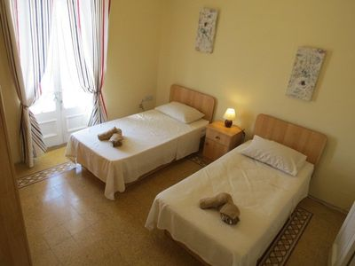 Sliema apartment rental - Flat Seven Spare Bed room