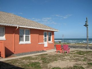 Flagler Beach house photo - Sit and enjoy the best ocean views in Flagler Beach!