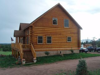 Florissant cabin photo - .