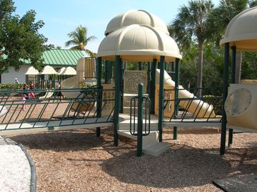 Kids will Love Playing at Tigertail Beach Kids Playground