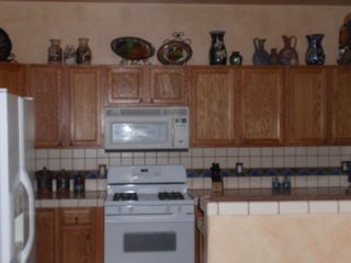Albuquerque house photo - There is a fully-equipped kitchen for those who like to cook.