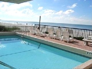 Madeira Beach condo photo - Luxury waterfront pool