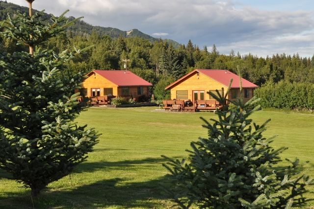 Alaska 39 S Premiere Executive Vacation Cottage Vrbo