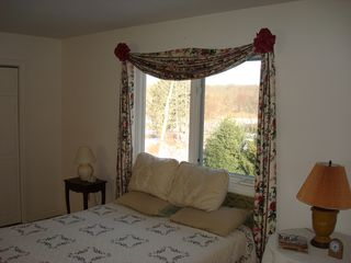 Master bedroom - Mystic house vacation rental photo