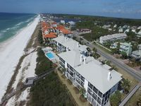 Palms of Dune Allen 206 - Gulf Front! 30A! Community Pool! Email & Book Today!