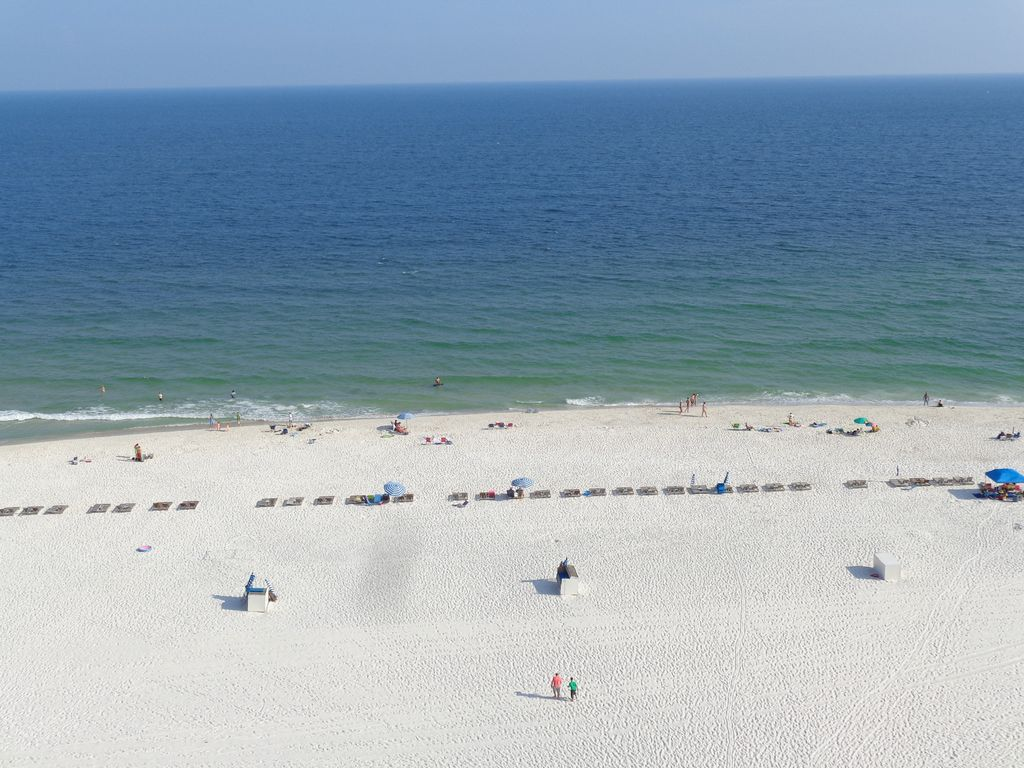 Pure white sands, emerald blue seas await you. Peace on earth can be found here.