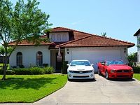 4 Bed 3 Bath Villa/Bungalow With Private Pool Gated Community, Close To Disney