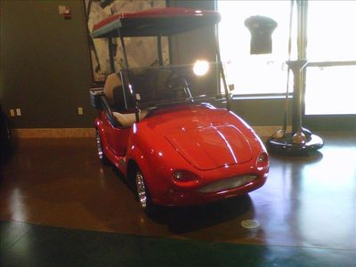 WE CAN RENT A STREET-LEGAL GOLF CART FOR OUR GUESTS TO DRIVE AROUND !!!