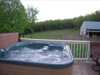 Damascus house photo - Hot Tub