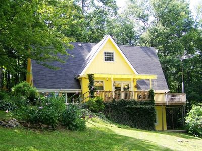 Blowing Rock house rental - Wildberry Cottage