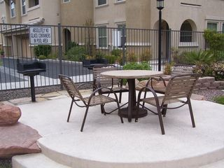 Las Vegas condo photo - BBQ by Community Pool