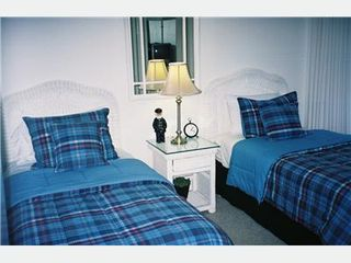 Kiawah Island cottage photo - Twin Bedroom