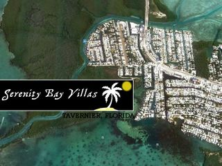Tavernier villa photo - SERENITY BAY VILLAS - AERIAL