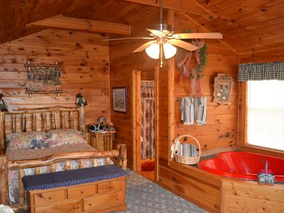 Beautiful cabin for two, fantastic rates