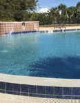 Beautiful Spacious Townhome With Garage Overlooking Pool, Steps Away From Gulf