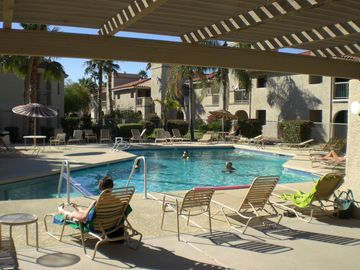 McCormick Ranch Scottsdale condo rental - pool
