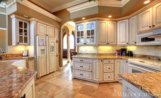 Vacation Homes in Marco Island house photo - Geranium's Gourmet Kitchen Falls Second to None ..