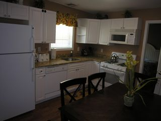 Seaside Park house photo - Kitchen/Dining