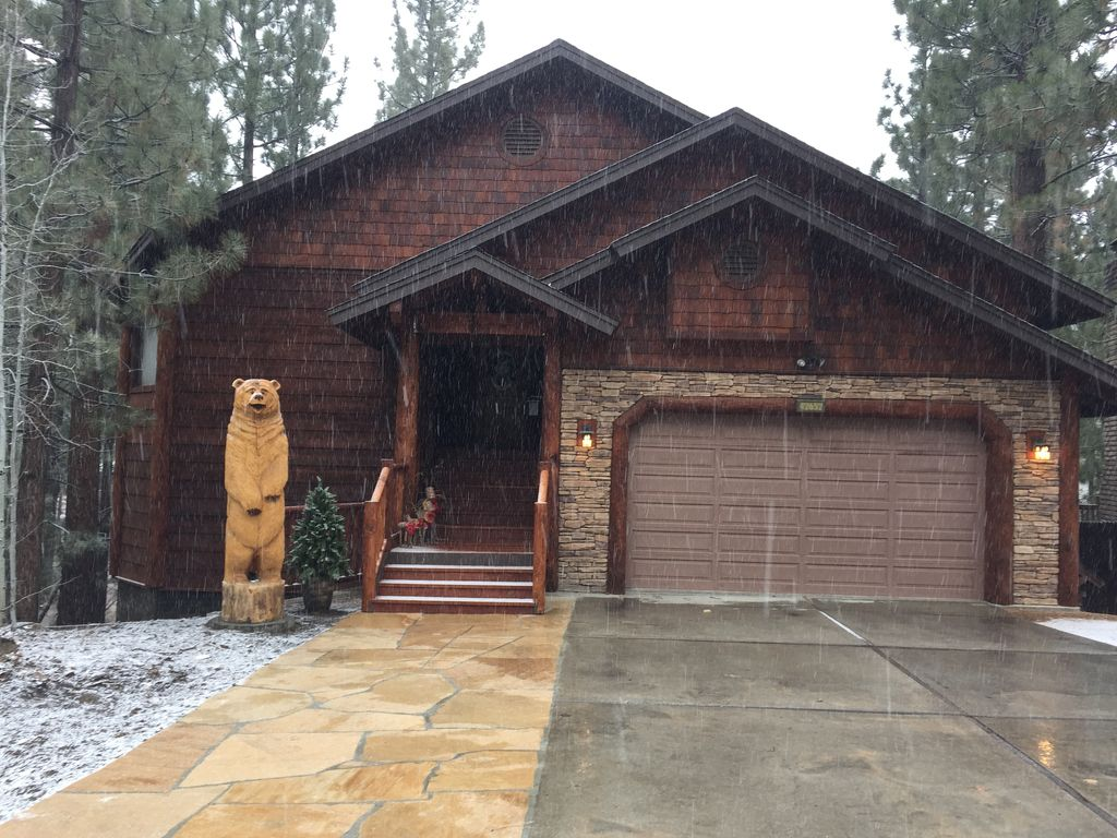 Luxury Rental Close To Snow Summit Bear Vrbo