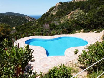 Detached & luxurious 3 bed villa, private pool & spectacular sea views