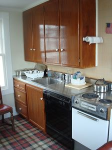 Kitchen with all Appliances and Amenities