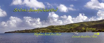 Unspoiled and undeveloped North West End of St Croix, Come see for your self