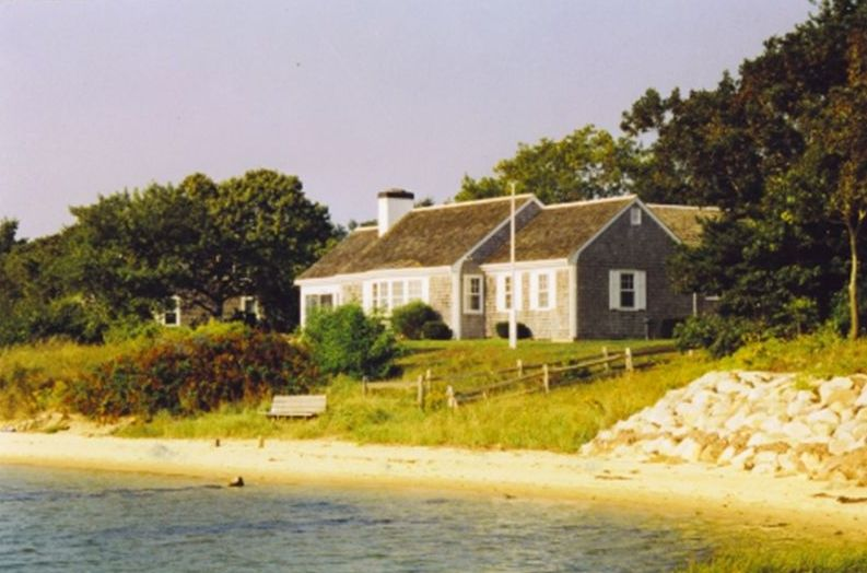 Waterfront Home On Cape Cod Vrbo