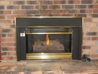 Gas Fireplaces in Every Unit