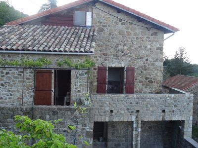 Haven in the heart of the Ardèche, large terrace novelty