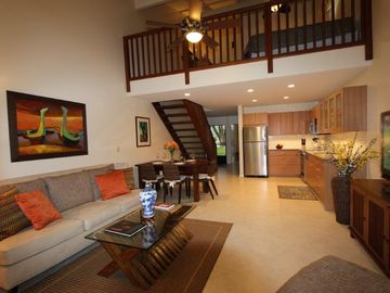 Kahuku - Turtle Bay townhome rental - Spacious 2-story Townhouse with Loft