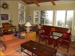 Snowmass Village townhome photo - Another Living Room View