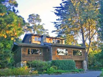 Carmel house rental - Pacific View Retreat