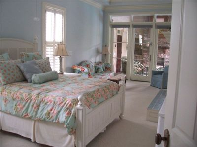 Kiawah Island house rental - One of two First Floor Master Suites