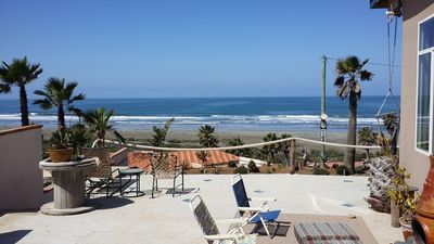 Beach House with gorgeous view and all amenities!!