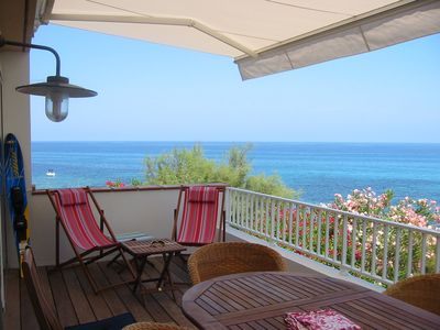 Rental house Waterfront in Ile Rousse, exceptional location