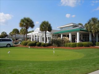 Wild Dunes condo photo - Several PGA golf courses are within walking distance of home