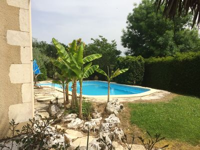 The Boulbènes Guest house - 6 pers. pool and garden.