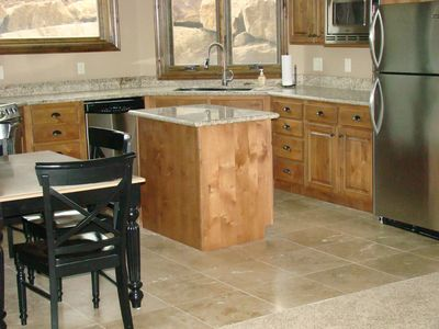 Midway Utah Downstairs Full 2nd Kitchen. Luxury Vacation Home