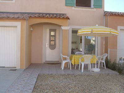 Spacious and very comfortable terraced 4-room villa