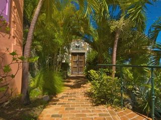 Tortola villa photo - Entrance