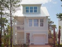 New 3BR Cottage near 30A Rosemary Beach with 2 Master Suites