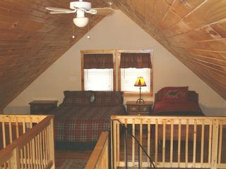 Bretton Woods cabin photo - Loft 1