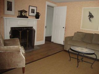 Patterson farmhouse photo - Library: Doubles as 2-Room Family Suite w/ Master Bath