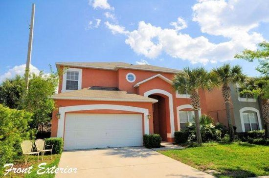Luxury Vacation Home In Kissimmee Florida Homeaway Kissimmee